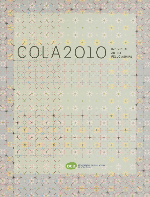 COLA Catalog Cover
