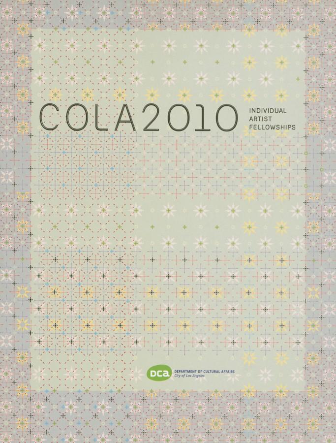 COLA Catalog Cover